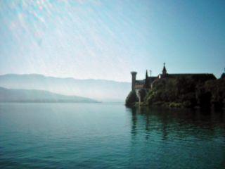 Hautecombe Lac du Bourget  Savoie